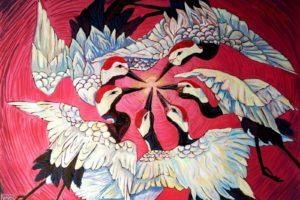 Итоги регионального конкурса рисунков «Журавль — птица мира»