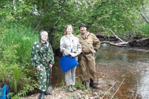 С 9 по 11 июня 2020 г. на территории заповедника «Бастак» проводилась комплексная научная экспедиция