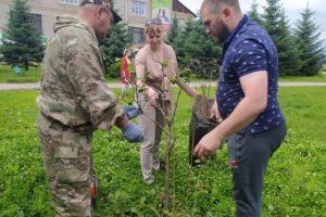 Экологический десант сотрудников заповедника «Бастак»