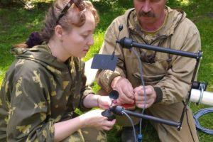 В заповеднике «Бастак» установлена профессиональная метеостанция
