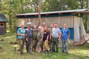 Третья комплексная гидробиологическая экспедиция в заповедник «Бастак»