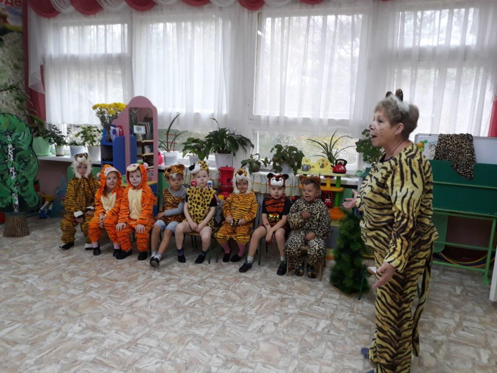МБ ДОУ «Детский сад №15»