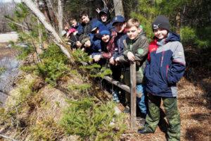 Весенние экскурсии в заповеднике «Бастак»