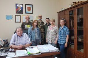Научная экспедиция учёных из Владивостока в заповедник «Бастак»